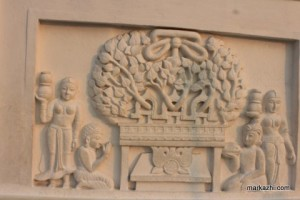 IMAGES FROM JATAK TALE
