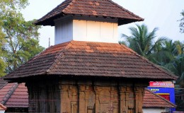 KAITHALI TEMPLE ,  Pattambi .A.S.I. SITE IN PALAKKAD District.
