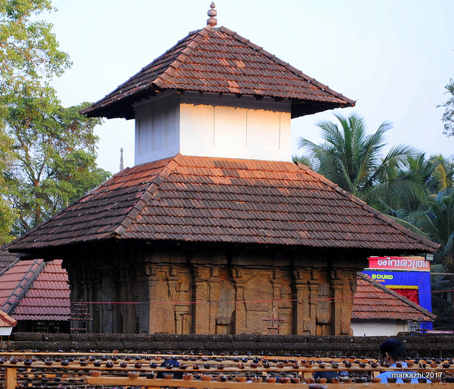 KAITHALI TEMPLE ,PATTAMBI.