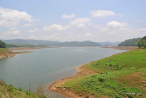 Anchuruli reservoir